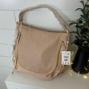 NWT Urban Expressions Large Hobo Pink Handbag